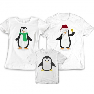 Tricouri de craciun personalizate