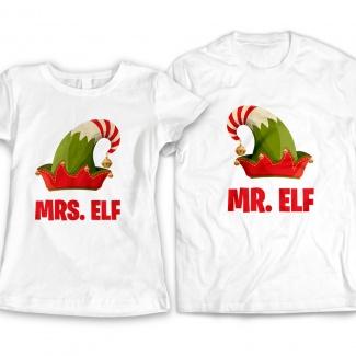 Tricouri pentru Cupluri de Craciun