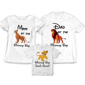 Tricouri personalizate pentru aniversare