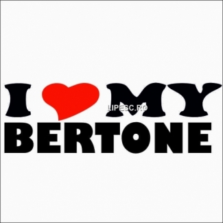 Sticker Bertone