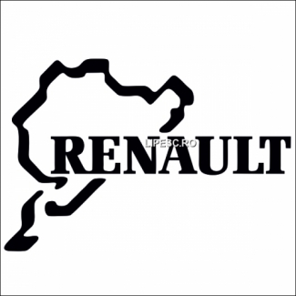 Sticker Renault