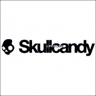 Sticker auto Skull candy