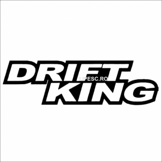 Sticker Drift king