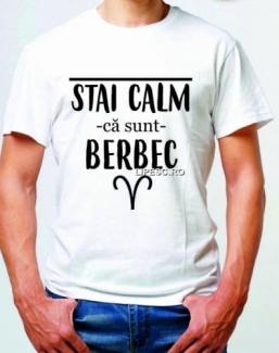 Tricou cu zodia Berbec