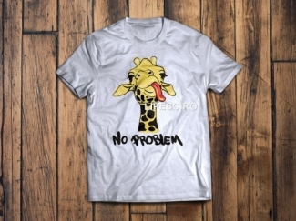 Tricou No problem