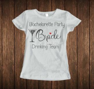 Tricou Bachelorette Party