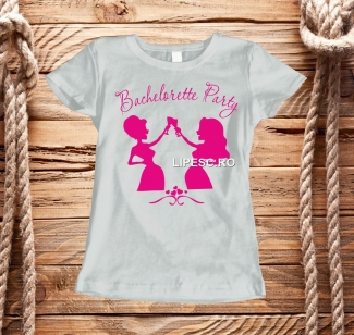 Tricou Bachelorette Party