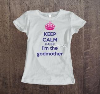 Tricou godmother