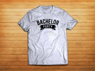 Tricou Bachelor Party