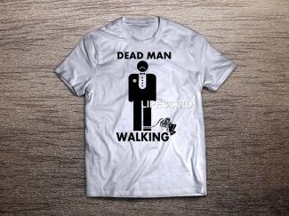 Tricou Dead man