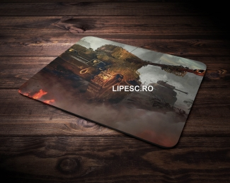 Mousepad World of Tanks