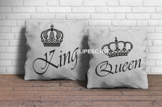 Perne Queen & King