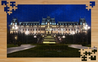 Puzzle Palatul Culturii
