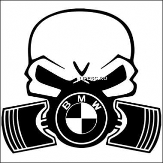 Sticker pistoane Bmw
